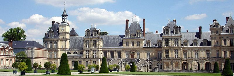 Château de Fontainebleau, photo taken by Carolus