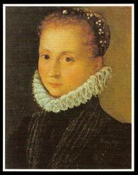 The Mother of St. Aloysius Gonzaga, Martha Tana Santena (1550-1605)