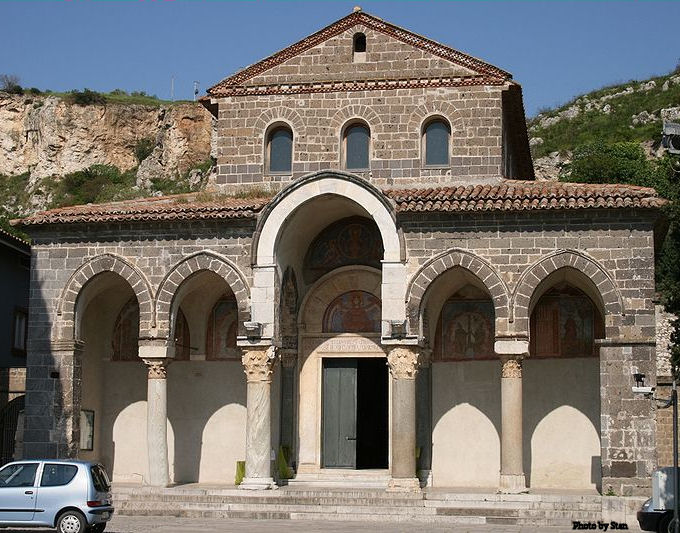 Sant'Angelo in Formis