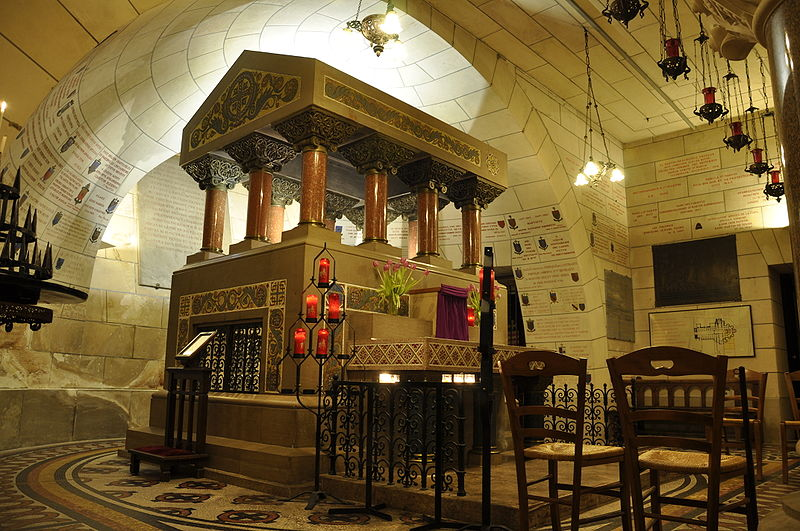 Tomb of Saint Martin of Tours