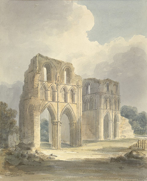 Most of England's medieval abbeys and monasteries were destroyed during the Protestant Reformation.