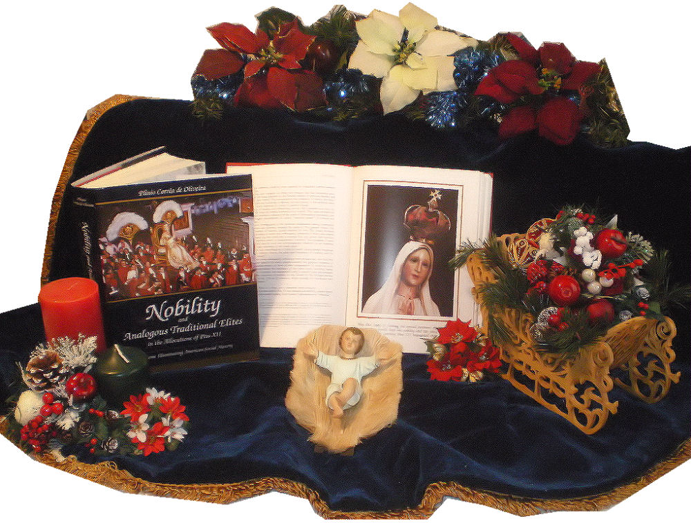 Nobility Book for Christmas