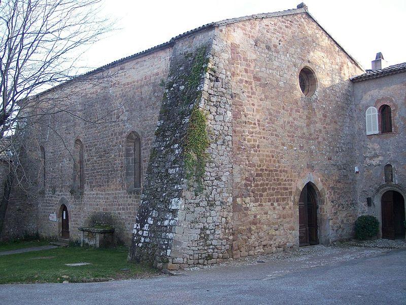 Sainte-Roseline chapel in Les Arcs-sur-Argens, France