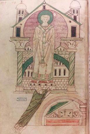 St. Ansbert de Rouen