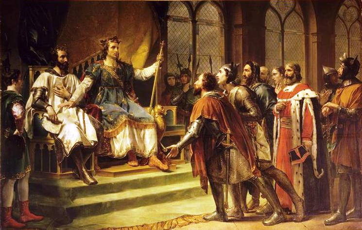 Image result for Saint Louis IX justice