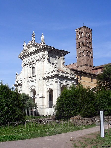 Santa Francesca Romana Church, Rome