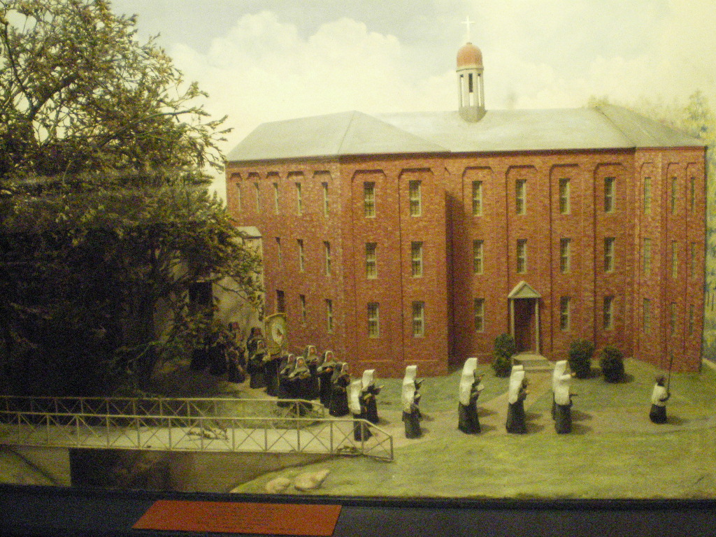 Saint Mary-of-the-Woods College is the nation's oldest Catholic liberal arts college for women and one of the oldest institutions of higher education for women in the United States.