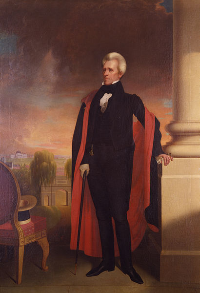 andrew jackson true american Andrew jackson called himself a jeffersonian democrat, while thomas  two  sons, hugh and robert, from the port town of carrickfergus for america  in both  states still claim to be the true locations of jackson's birthplace.