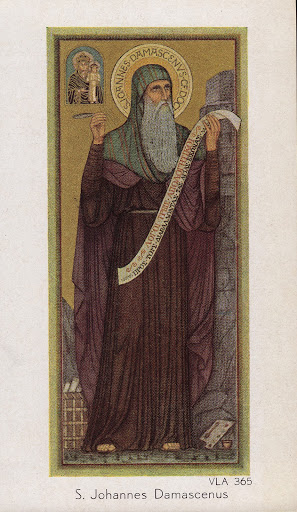 St. John of Damascus