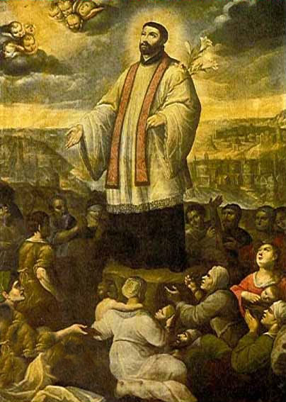 December 3 - St  Francis Xavier, Apostle of the Indies