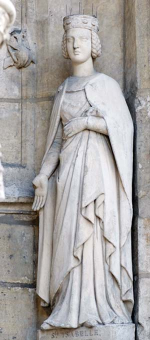 St. Isabel of France