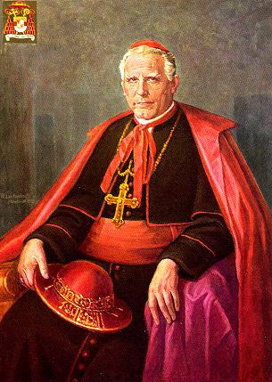 The Official Portrait Of Blessed Clemens August Graf Von Galen