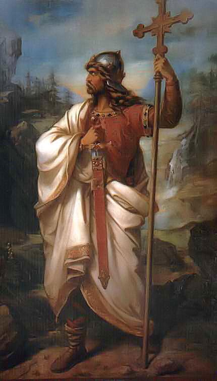 Don Pelayo I of Asturias