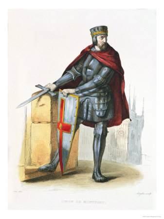 Simon IV de Montfort