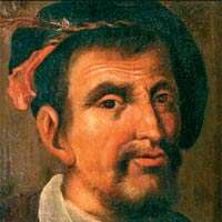 Fernando Colón, son of Christopher Columbus.