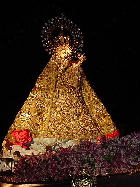 Our Lady of the Most Holy Rosary of La Naval. Photo by francisjasondiazperez