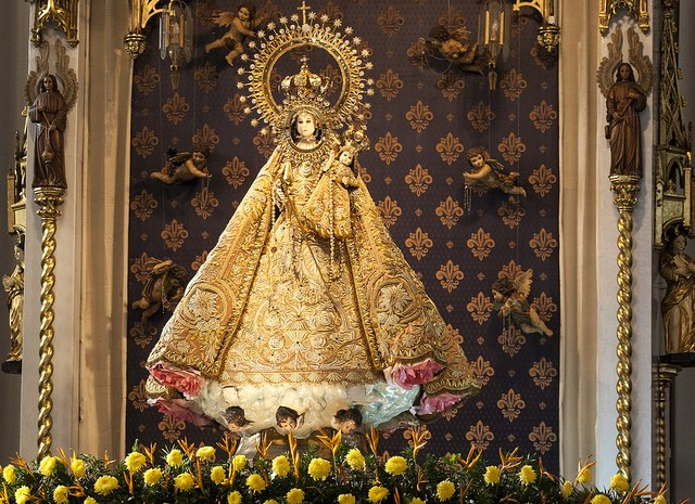 Photo of Our Lady of La Naval by LawrenceOP