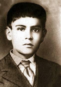 Bl. Jose Luis Sanchez del Rio, Cristero martyr.