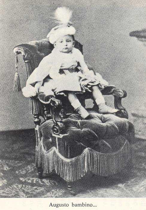 Prince Augusto Czartoryski