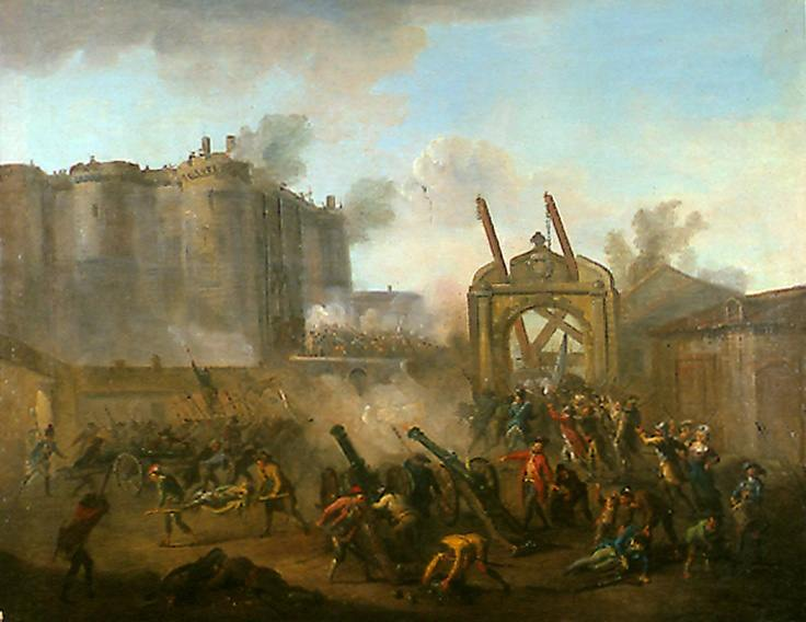 Storming of the Bastile
