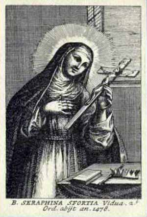 Blessed Seraphina Sforza