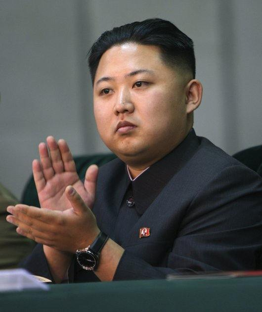 """Photo of Kim Jong-Un by petersnoopy. In an interview, Dennis Rodman, who spent time on the private island of Kim Jong-Un, said that the Communist North Korean leader was a """"good guy"""", a """"good-hearted kid."""" """"I don't care what he does over there – between me and him we're friends. I don't care,"""" the former American basketball player said."""