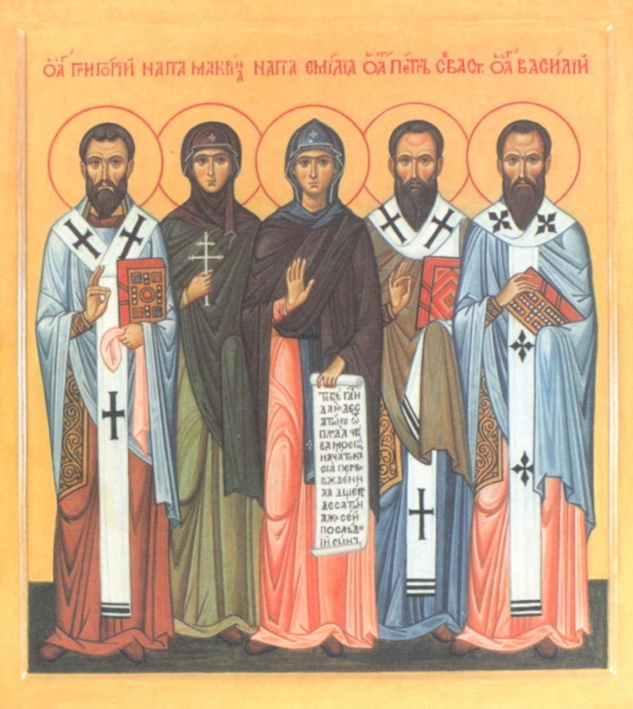 The family of Saints.