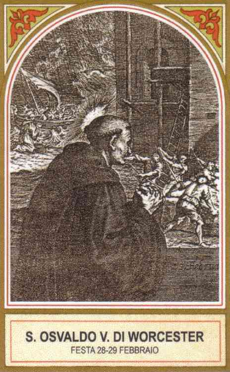 St. Oswald of Worcester