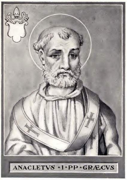 Pope St. Anacletus