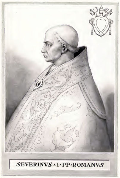 Pope Severinus