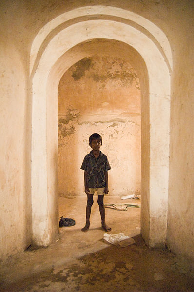 Photo of a dungeon at Seringapatam in India by Kiran Jonnalagadda. Those Catholics who refused to embrace Islam were imprisoned in such dungeons. The imprisonment, torture and murders of 60,000 Mangalorean Catholics at Seringapatam began on February 24, 1784 and ended on May 4, 1799, with their liberation by the British. Tippu Sultan, the Muslim ruler of the Kingdom of Mysore, had 21 priests arrested with orders of expulsion to Goa, fined Rs 200,000, and threatened death by hanging if they ever returned. All of the Churches were raised to the ground.