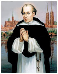 St. Ceslaus Odrowaz