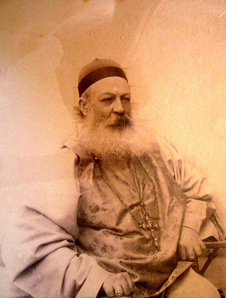 Bishop Pierre-Marie-Alphonse Favier-Duperron C.M.