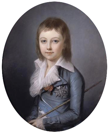 The Dauphin of France