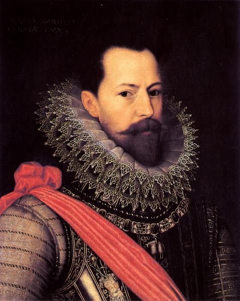 Portrait by Otto van Veen