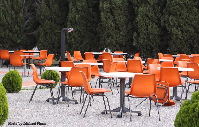 Orange_polyprop_chairs