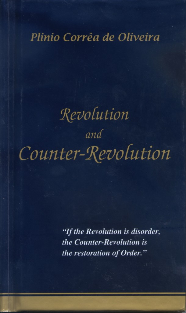 Perhaps none of his works, however, has had such a profound impact as the essay, Revolution and Counter-Revolution, translated into the world's major languages.