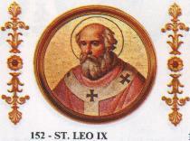 Pope St. Leo IX