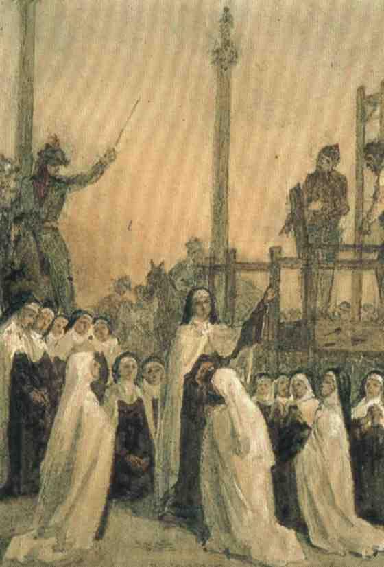 Carmelites of Compiegne