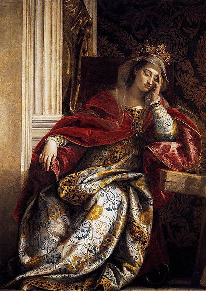 The Vision of Saint Helena by Paolo Veronese