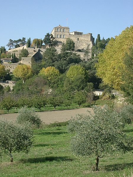 Château d'Ansois