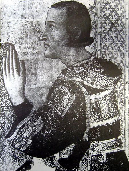 Robert of Anjou, King of Naples by Simone Martini