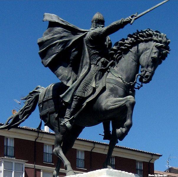 El Cid, Rodrigo Díaz de Vivar