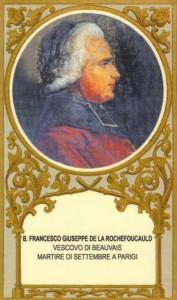 Bl. François-Joseph de la Rochefoucald-Maumont, Bishop of Beauvais