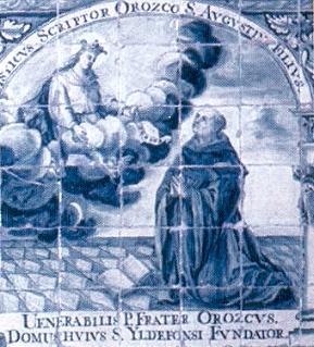 Saint Alonso de Orozco
