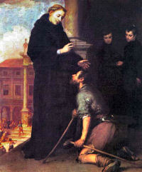 Saint Thomas of Villanova