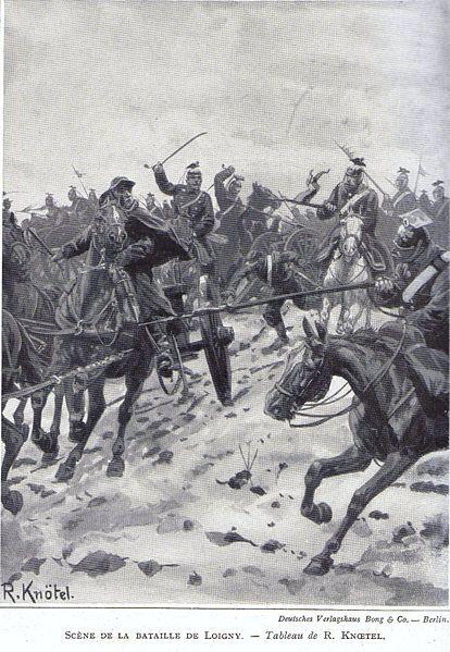 Battle of Loigny