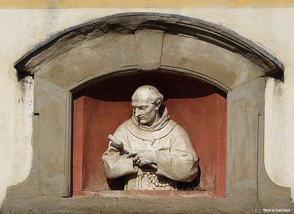 St. Peter Alcantara