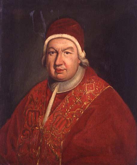 Pope Benedict XIV