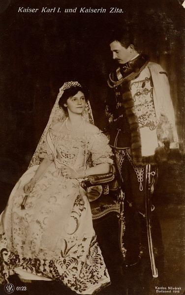 Official coronation portrait, December 1916